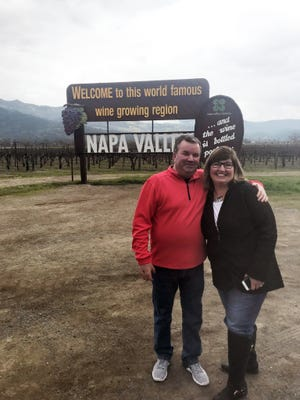 Jackie and Garth Ertl visited Napa Valley before opening SIP MKE in Mequon.
