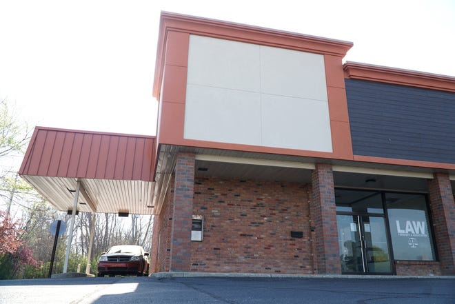 The owner of Biggby on Ann Arbor Road in Livonia wants to move the business down the street to a former bank facility with a drive-thru.