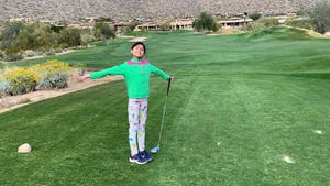 Sophie Lee, 11, is holding her annual golftournament on April 26th at theAncala Country Club in Scottsdale.
