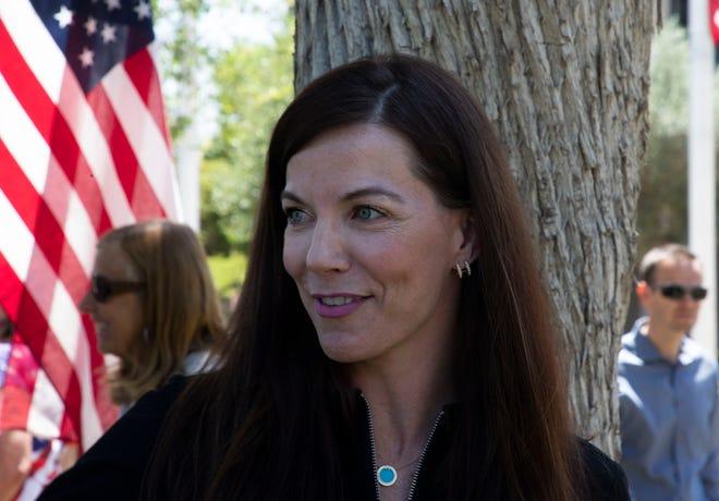 Republican Sen. Michelle Ugenti-Rita is running for Arizona Secretary of State in 2022.