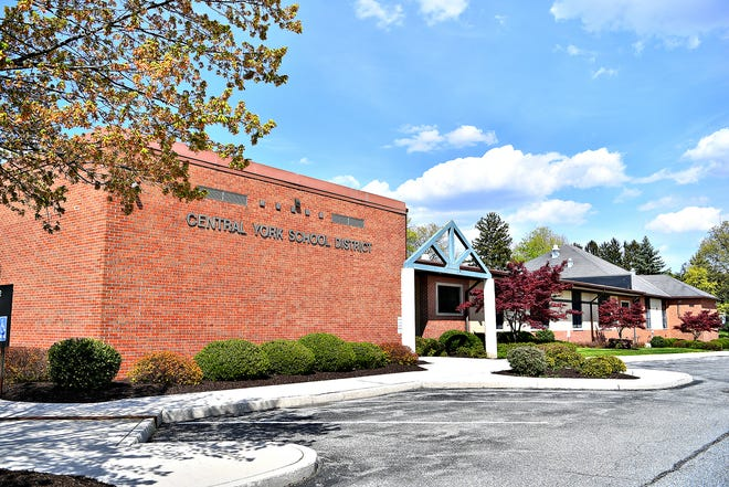 Central York School District Educational Service Center in Springettsbury Township, Tuesday, April 20, 2021. Dawn J. Sagert photo