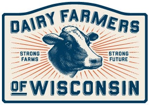 Dairy Farmers of Wisconsin logo