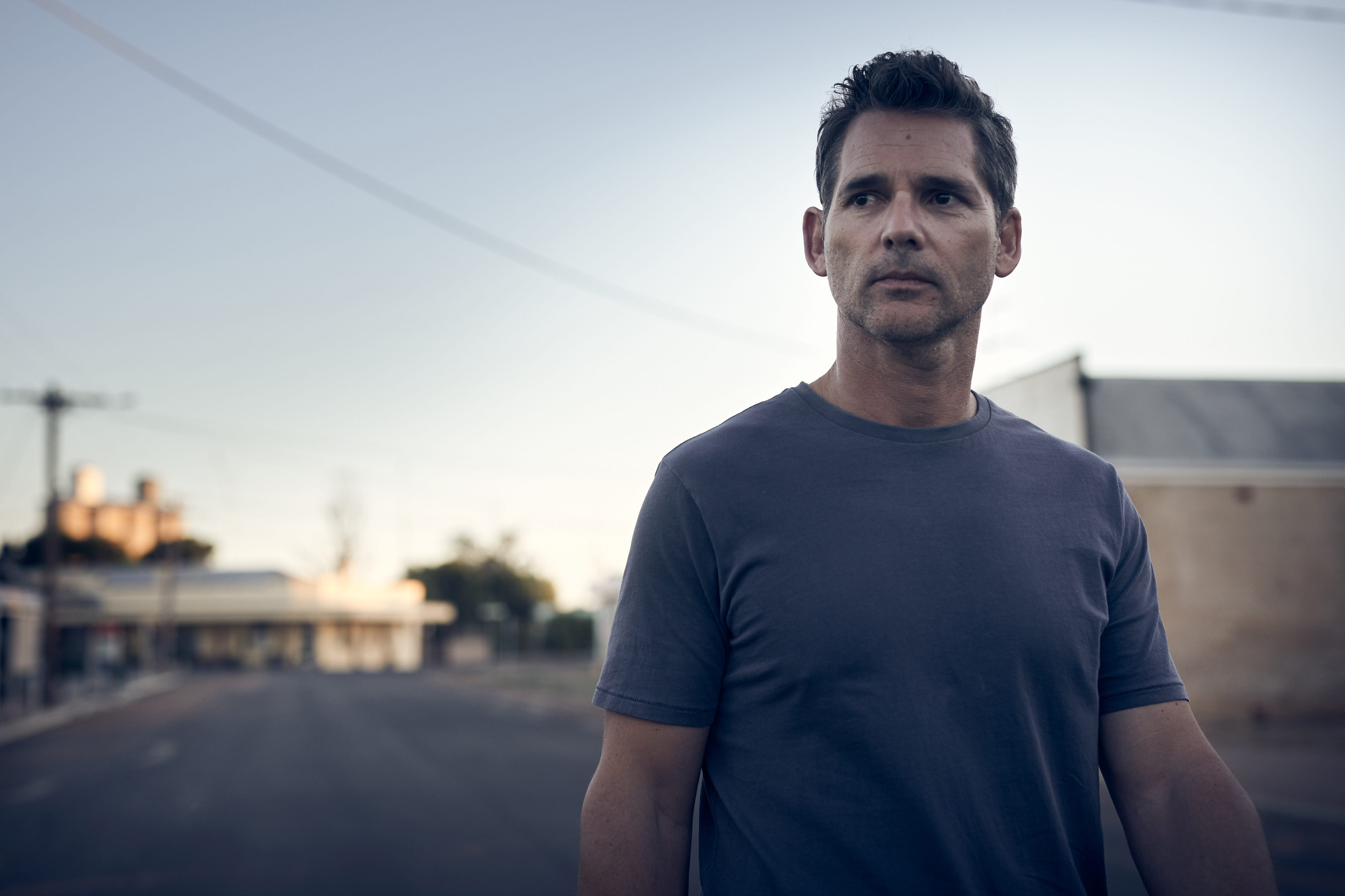 """Eric Bana is haunted by his past in """"The Dry."""""""