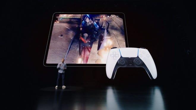 Le nouvel iPad Pro sera compatible avec les contrôleurs de jeu.