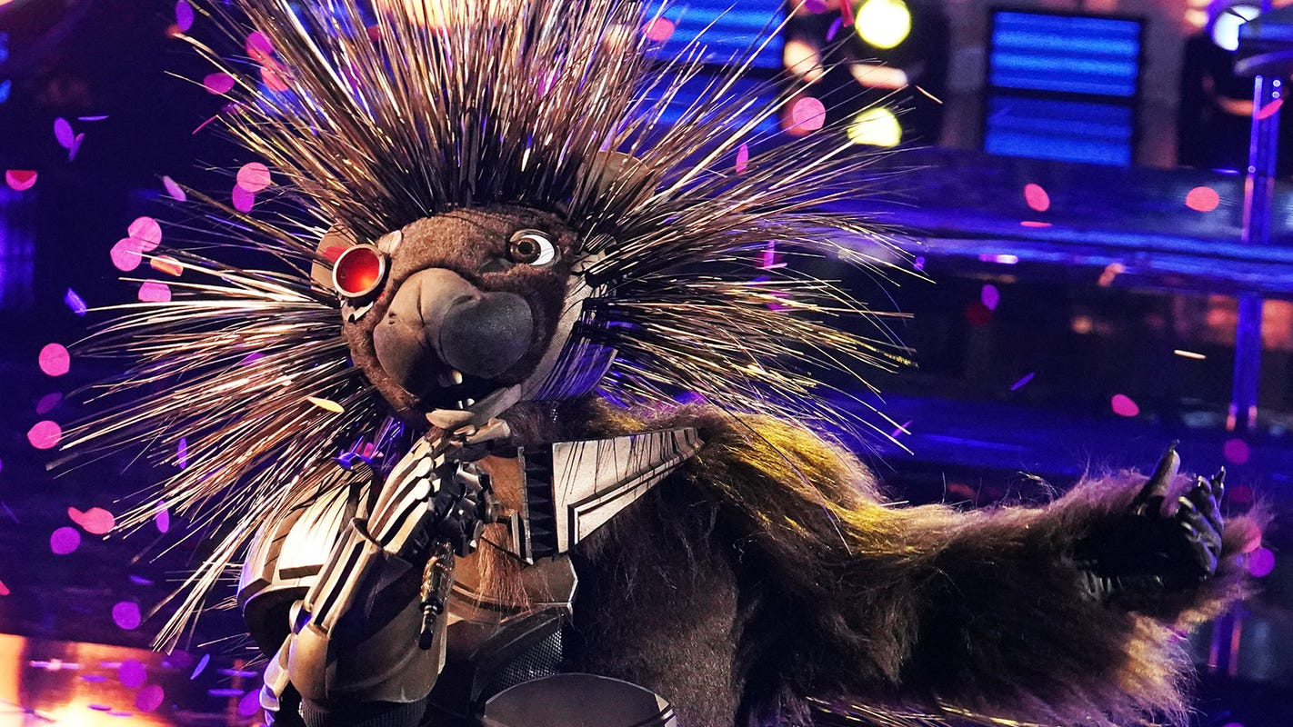 'The Masked Singer': Robopine ditches the quills, makes fast and furious exit - USA TODAY
