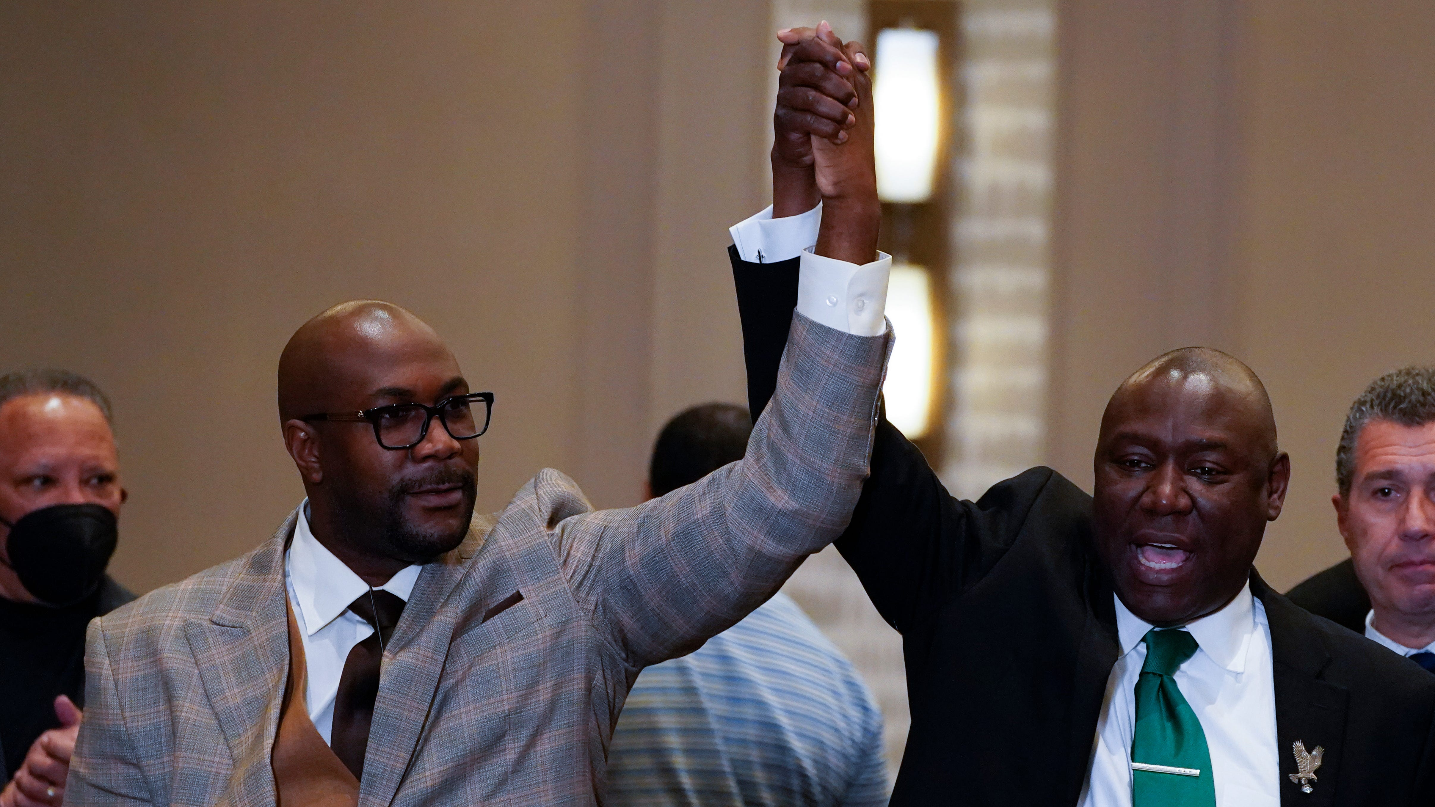Q&A with attorney Ben Crump on Chauvin conviction