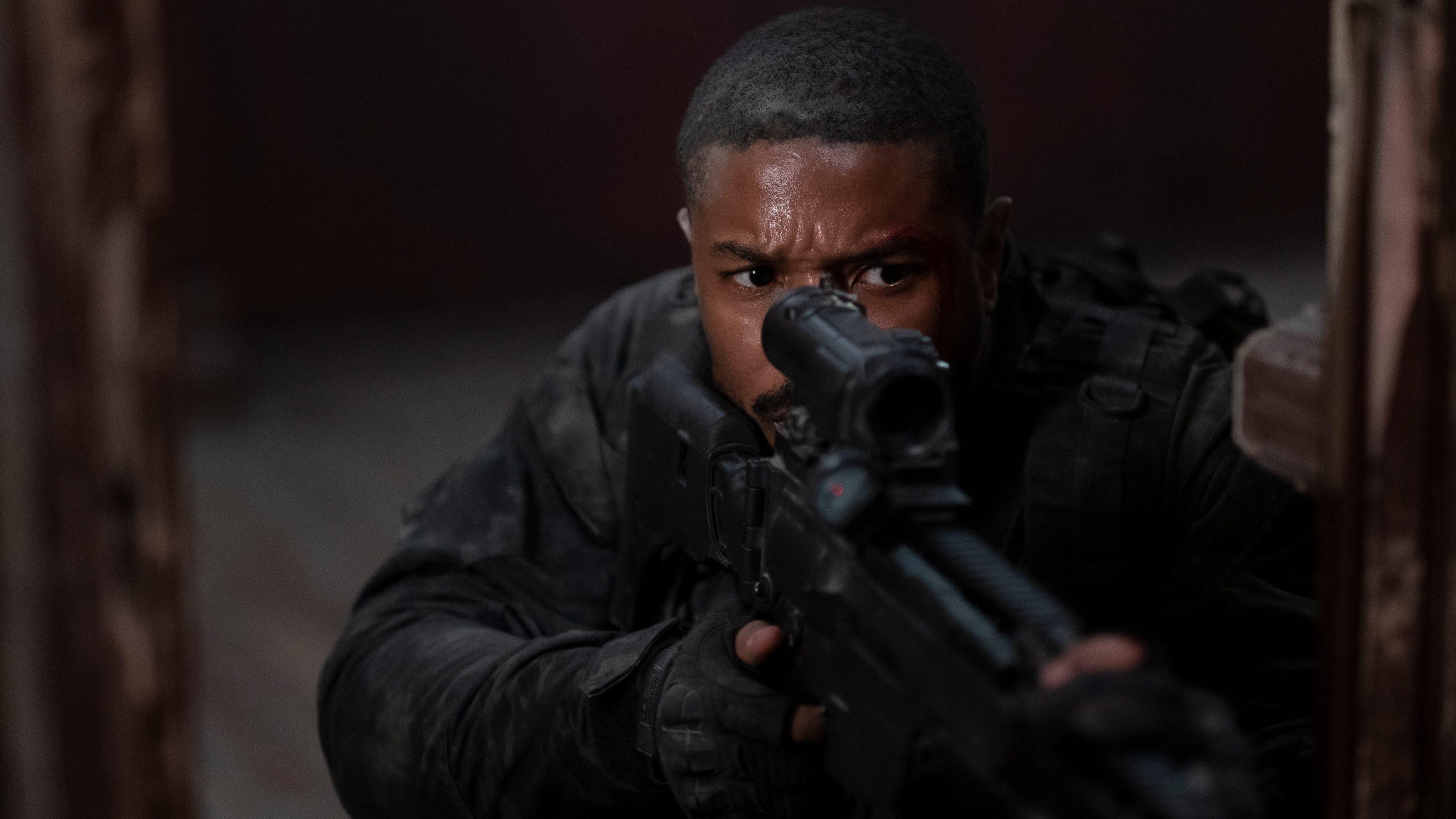 Without Remorse': Michael B. Jordan takes on a Tom Clancy hero