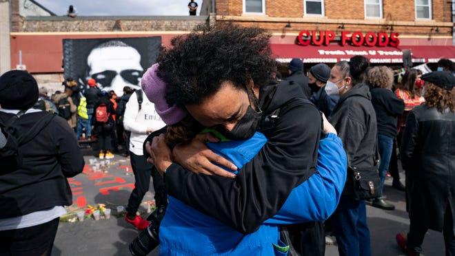 latest news Guilty verdict for Derek Chauvin: how Minneapolis reacts