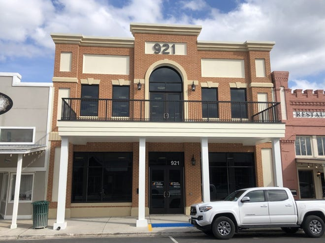 The Art Institute of Austin is in the process of moving into a new Downtown Bastrop building located at 921 Main St. The building, pictured on Jan. 29, is a two-story, 9,000-square-foot building that will house the Art Institute.
