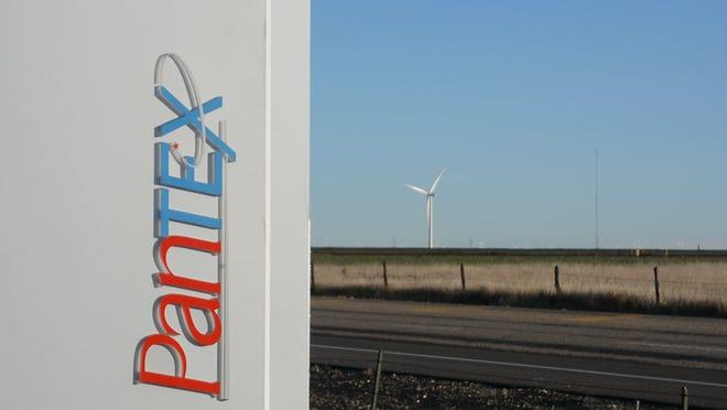 Pantex Wind Turbine