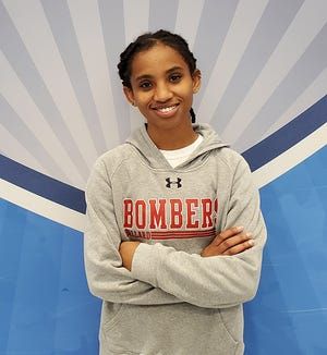Ballard sophomore Shewaye Johnson enters the Drake Relays Thursday as the top high school girls' distance runner in the state.
