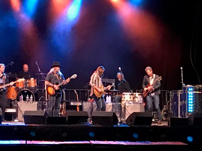 Allman Betts Band will play Carnegie Music Hall of Homestead.