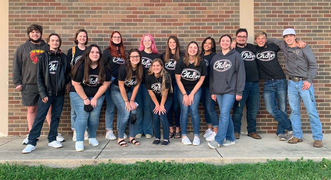 Brownwood High School choir students recently competed at UIL Concert and Sight-Reading Contest.
