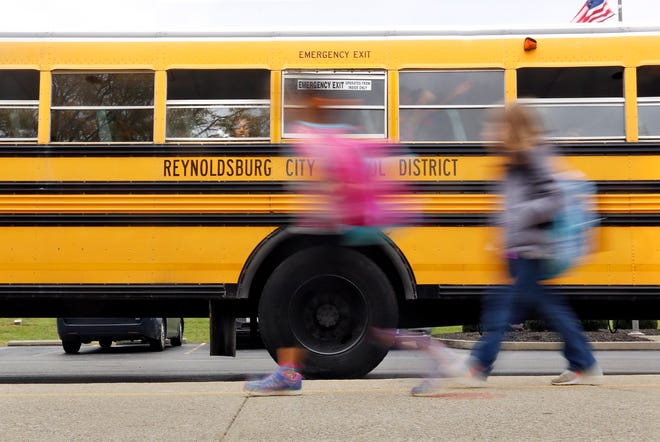 An energy waste reduction program at Reynoldsburg City Schools has helped reduce costs.