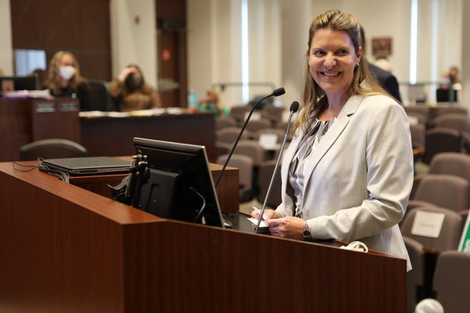 Helene Wetherington will take over as Volusia County's emergency management director in May 2021.