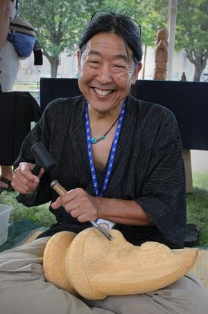 MWCC art professor Thomas Matsuda, who is retiring this summer, is being recognized for his artistic contributions to the community.