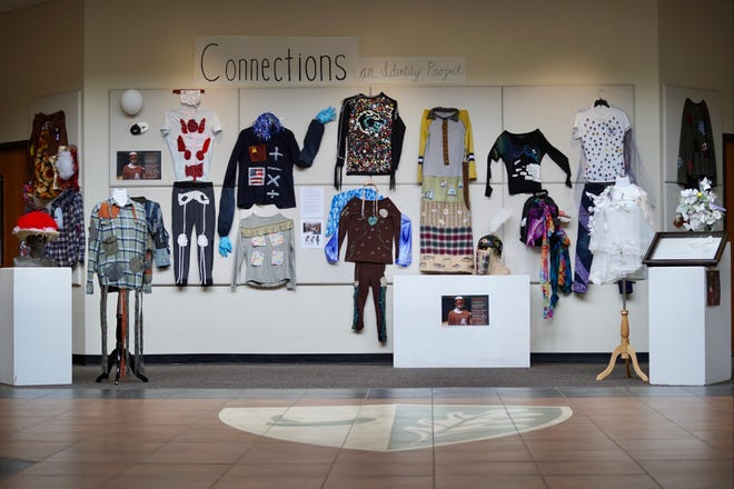 """Harley School eighth graders explore what identity means to them with """"Connections."""""""