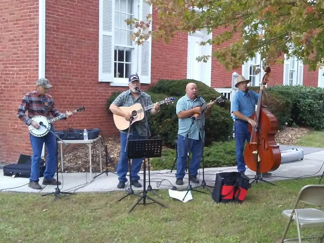High Mountain Bluegrass will be among the local and out-of-state performers at the annual Spring Gospel Concert.