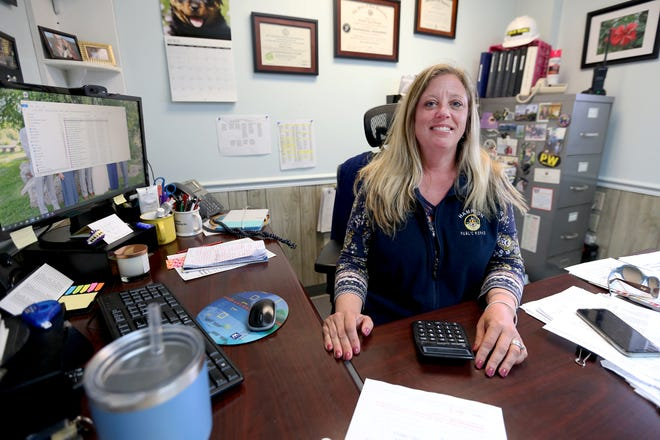 Jennifer Hale has become the first woman ever to head up Hampton's Department of Public Works.