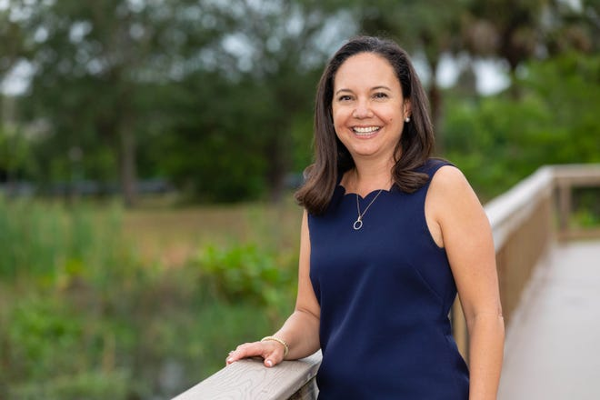 Michelle Oyola McGovern has entered the race for the District 6 seat on the Palm Beach County Commission.