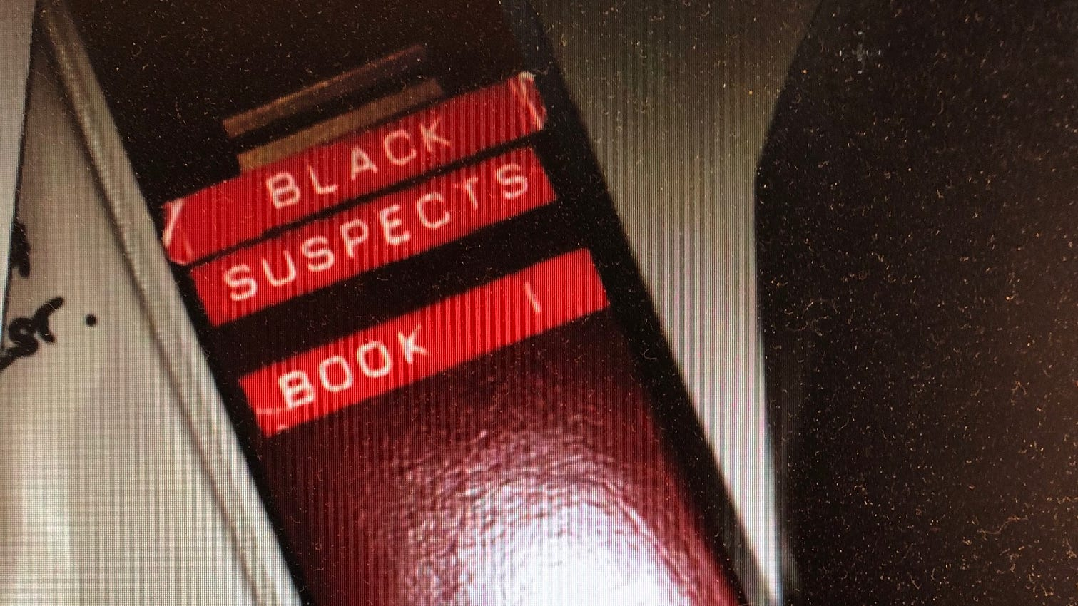 Venice Police racial profiling book was 'sinister'