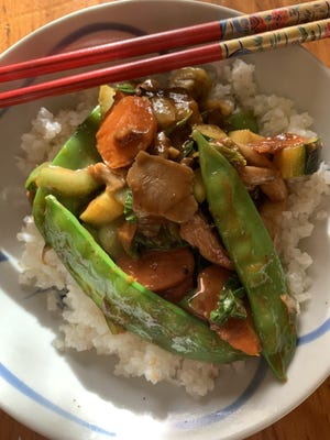 Prep and make these Chinese-inspired meals so you have enough for lunch the next day.
