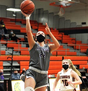 Kali Heivilin of Three Rivers was named Second Team All-State by the Associated Press on Wednesday.