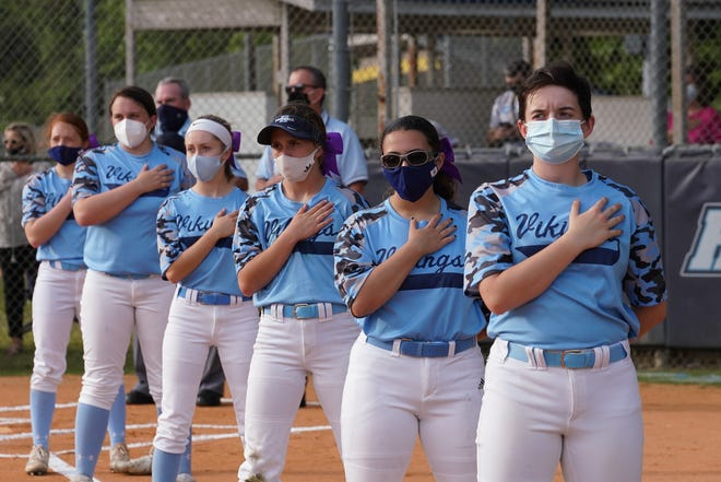 Starting with Friday evening contests, any athletes in NCHSAA-sponsored games won't be required to wear masks on the field.
