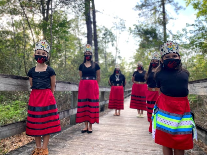 Missing & Murdered Indigenous Women's Movement Red Dress exhibit will open at several locations in New Hanover County and surrounding areas on April 24.