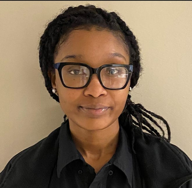 Zarya Ashley, a detention officer with the Sampson County Sheriff's Office, was shot Tuesday in the yard of a Clinton home.