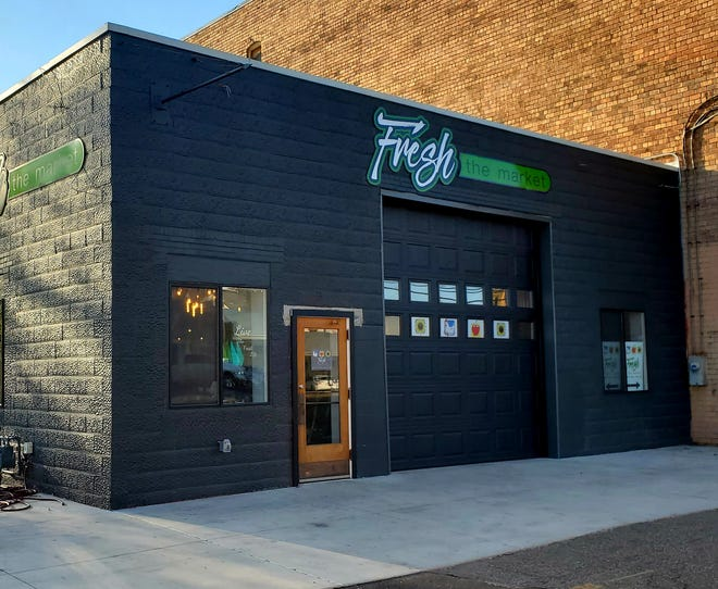 Fresh the Market will hold its grand opening onMay 1 in the building formerly occupied by Big D's Tires at 150 First Drive SW in downtown New Philadelphia.