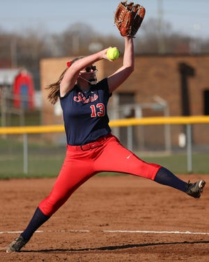 Kassy Stefanski helped Centennial win five of its first six games in City League-North Division play. The Stars lost to Whetstone 15-5 on April 19. The teams play the rematch May 5.
