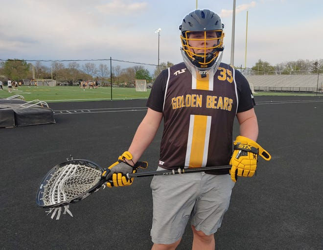 Upper Arlington boys lacrosse goalie Mac Scholl stopped 65.8 percent of the shots he faced through eight games, seven of which UA won. Scholl, who also was starting goalie for the boys soccer team each of the past two seasons, is an Ohio Wesleyan recruit. The Golden Bears are seeking their second consecutive state tournament appearance and first state title since 2016.