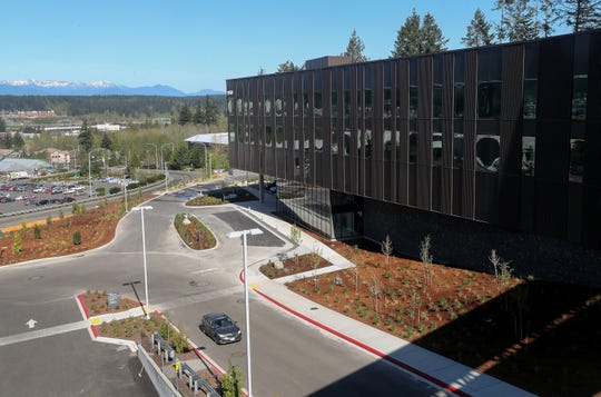 St. Michael Medical Center is opening its new medical pavilion for expanded on-campus specialty care in Silverdale next month.