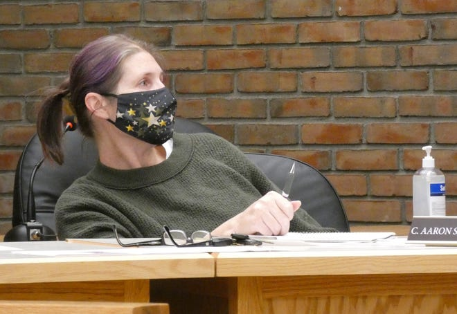 Bucyrus City Council member Aaron Sharrock said she believes the city's administrators should be required to attend council meetings.