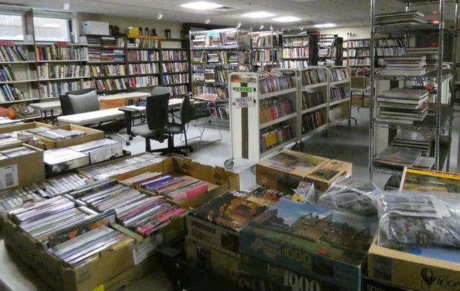 The Friends of the Bucyrus Public Library will have a book sale Thursday, Friday and Saturday in library's old community room, which is in the basement.