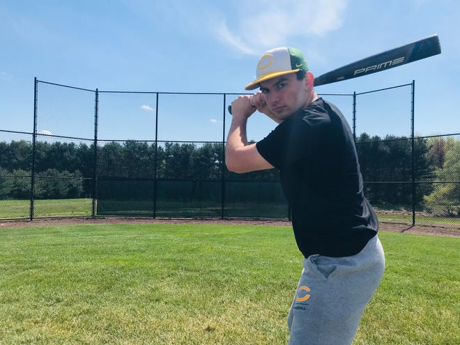 Clearview junior Michael Flax is eager to play in the Coaches vs. Cancer Classic at Mainland on Sunday. Flax is a cancer survivor.