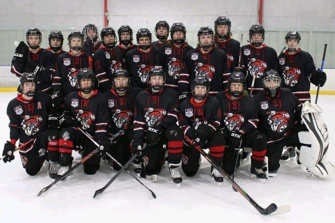 Here is the 2020-21 Northern Kentucky Norsemen ice hockey team.