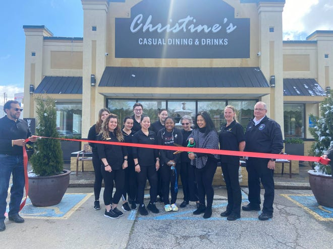 Christine's Casual Diningopened officially on April 21, inside of what was formerly a Perkins.