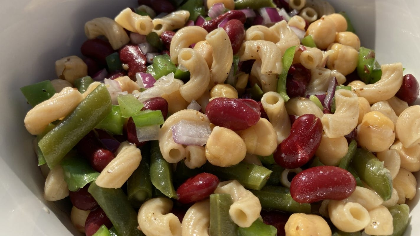 It's almost time for pasta salads: Here are 4 ways to make them more healthful