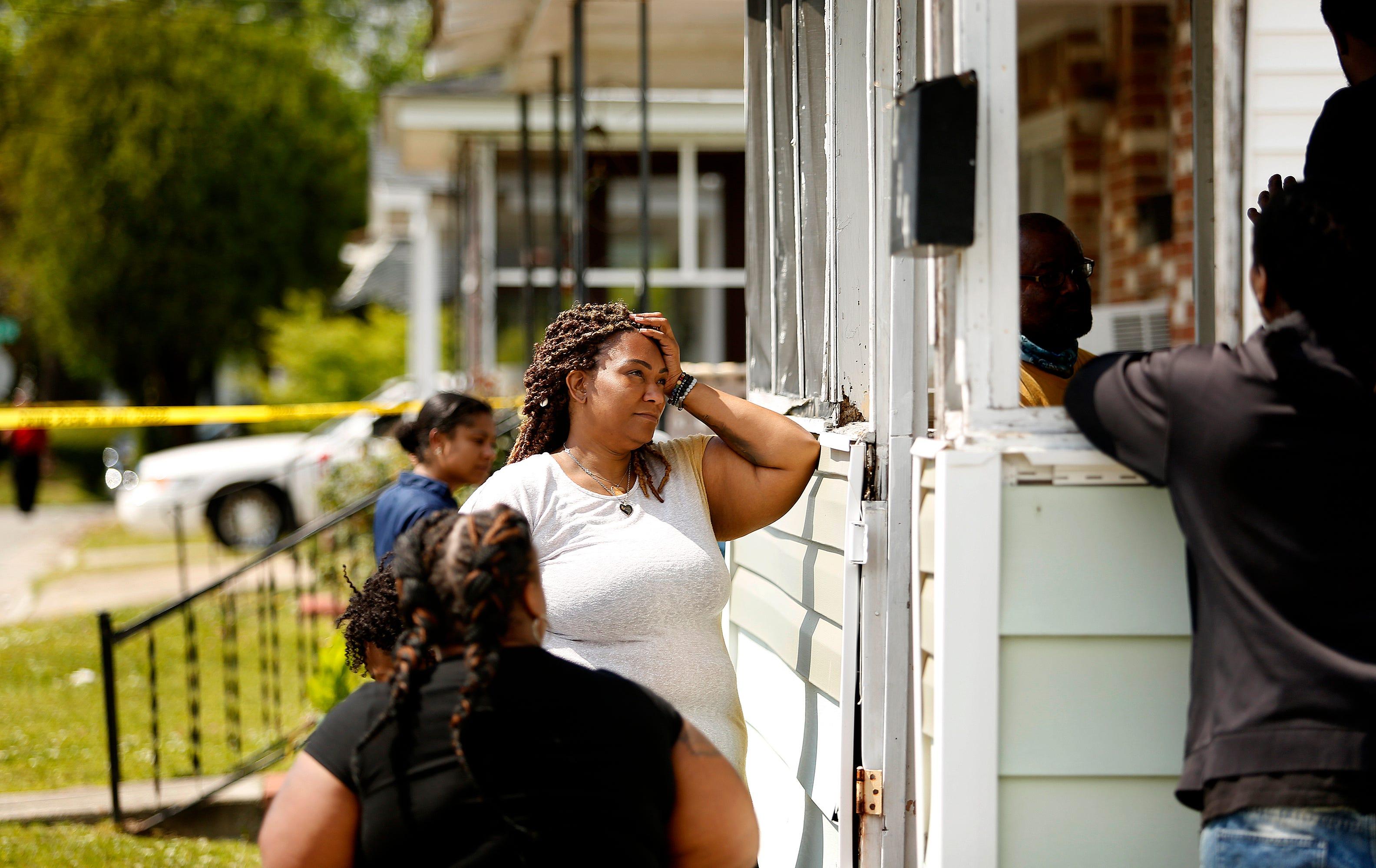 Sheriff: Deputy fatally shot Black man while serving warrant 1