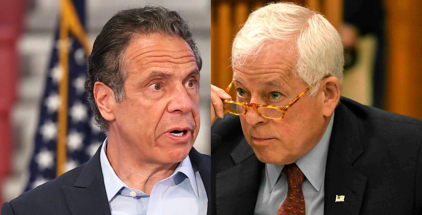Cuomo impeachment hotline gets 200 calls, assemblyman says 1