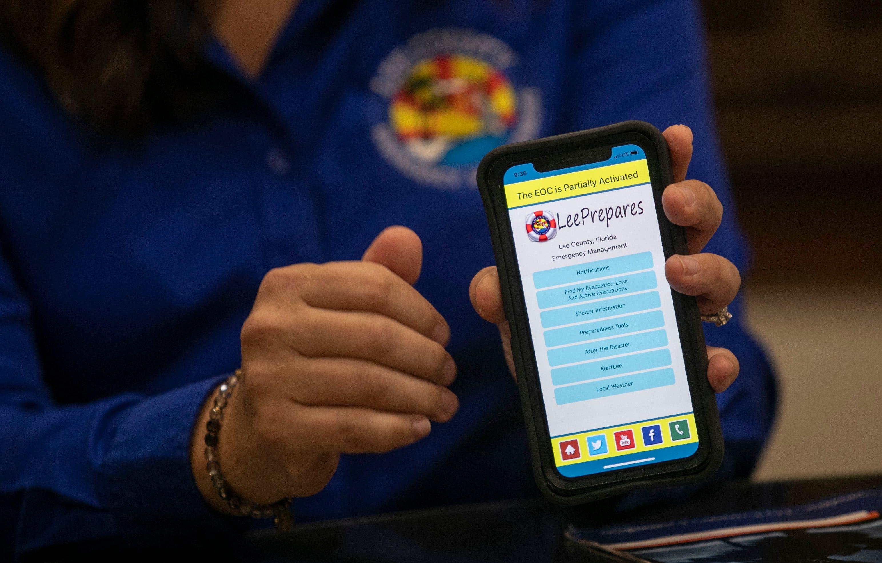 Hurricane season: LeePrepares app and AlertLee website can help you get ready 3