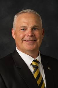 Daniel Clay currently serves as the dean of the University of Iowa's College of Education.