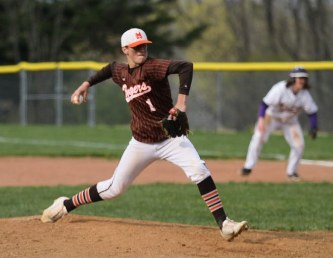 Mansfield Senior's Quintin Little helped the Tygers pick up a pair of wins over Mansfield Christian over the weekend.