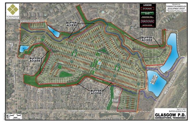 Glasgow Planned Development
