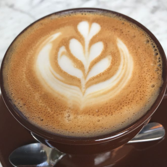 Say it with cappuccino, or a dinnertime beverage. Mother's Day is coming, and restaurants are gearing up for it.