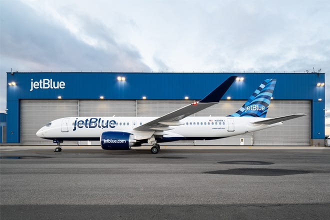 JetBlue says it will begin service in Milwaukee in 2022.