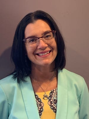 Teresa Maria Linda Scholz was named New Mexico State University's first-ever vice president for equity, inclusion and diversity on April 21, 2021.