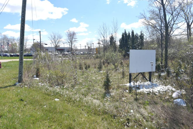 Canton Township is considering building a fourth fire station at this site at the southwest corner of Michigan and Lilley Road.